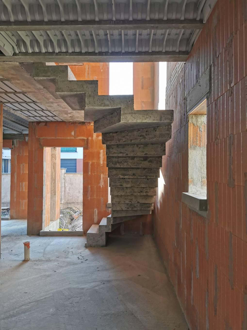 Fabriquer son escalier béton design avec Scal'in