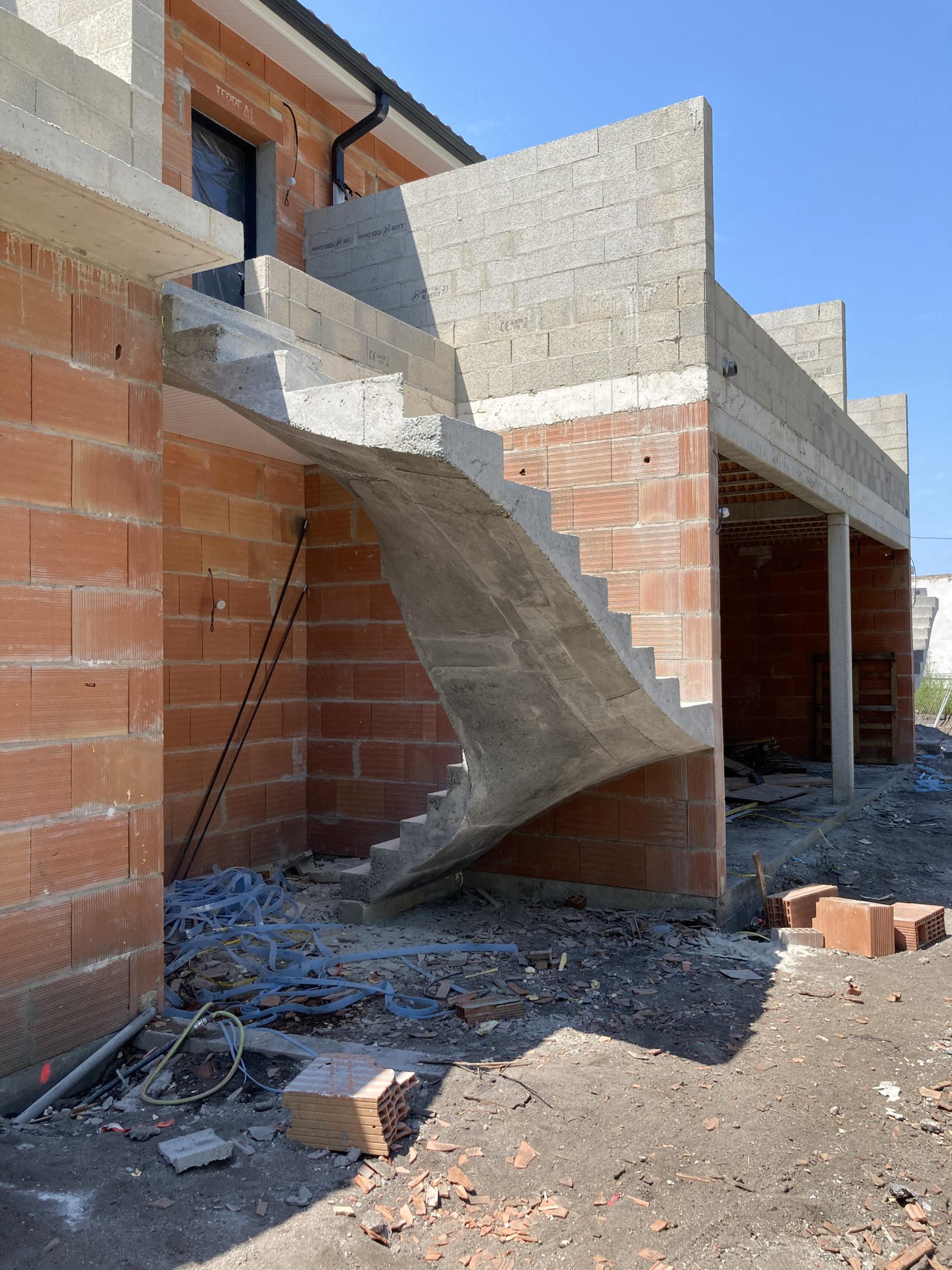 Scal'in escalier à paillasse