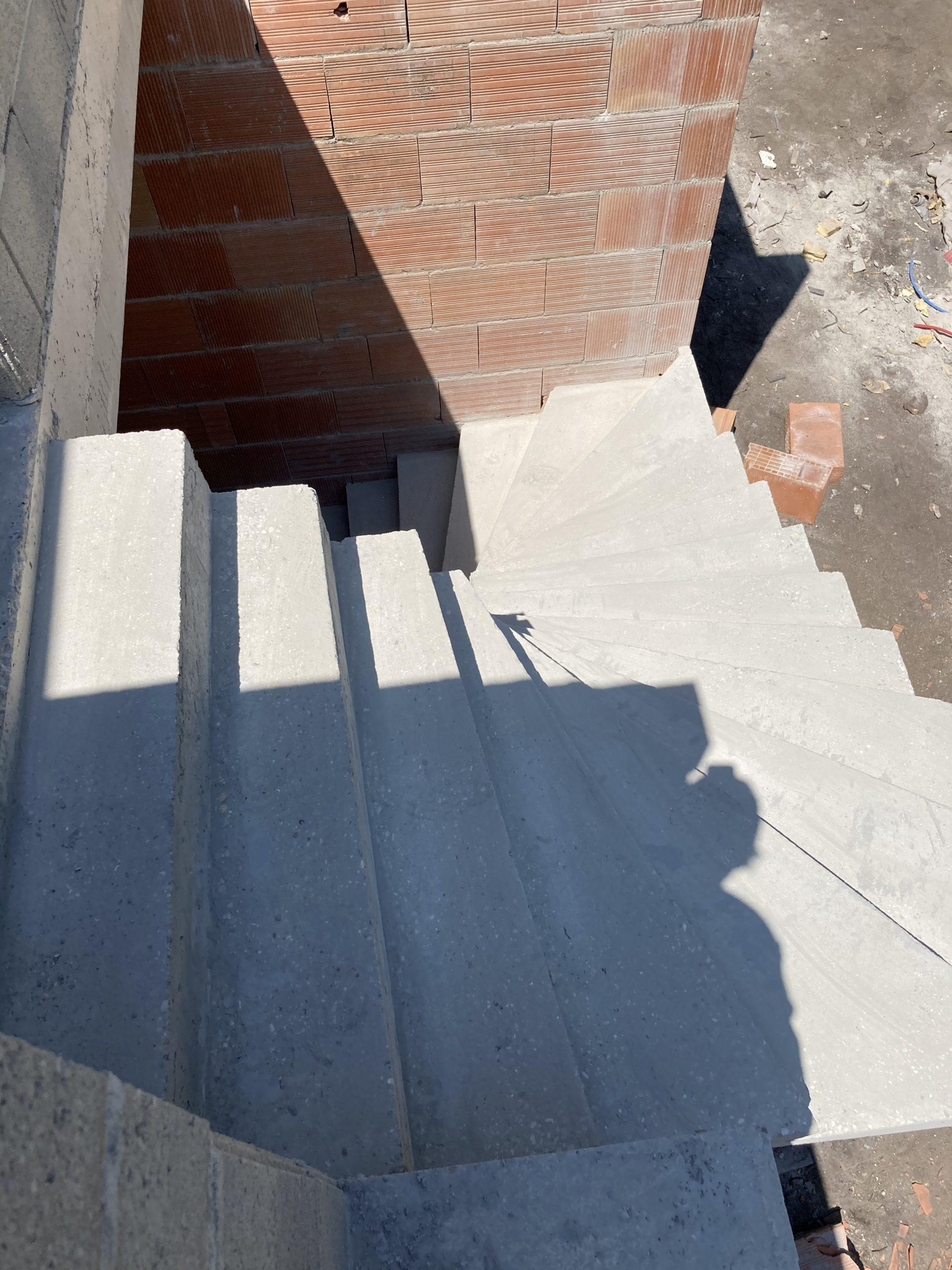 Scal'in escalier béton à Biganos