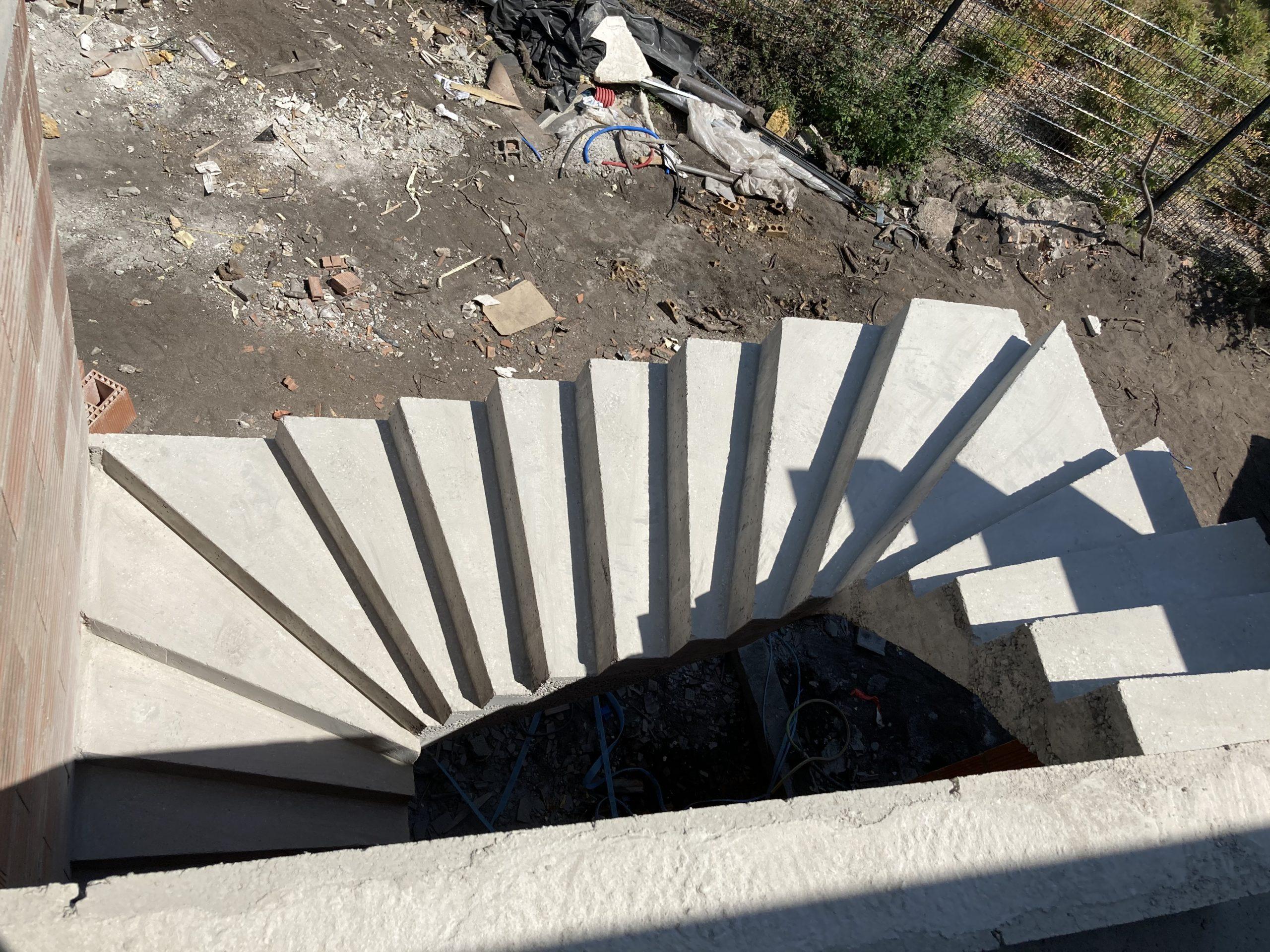 Scal'in escalier extérieur