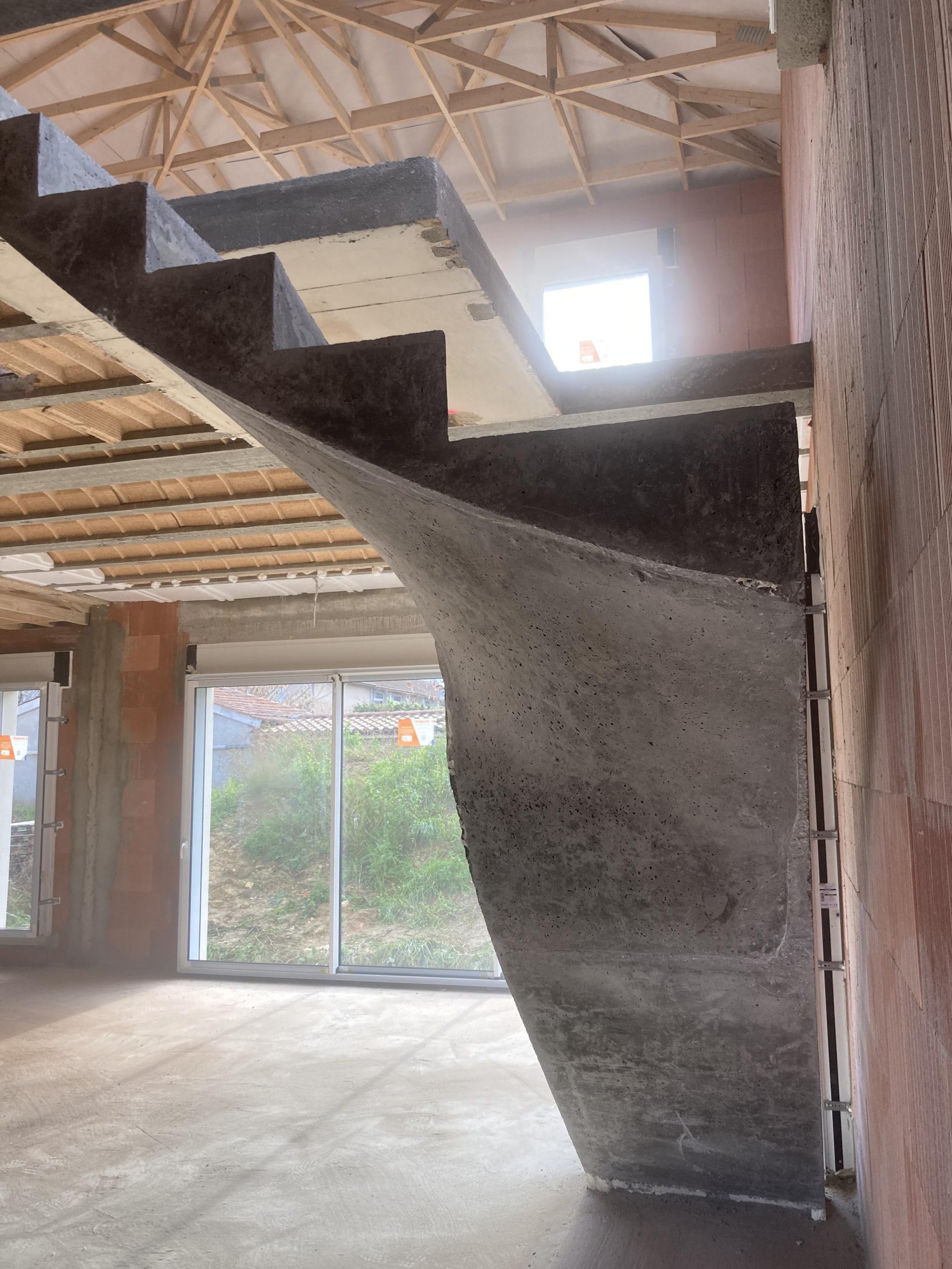 Scal'in Escaliers près de Bordeaux